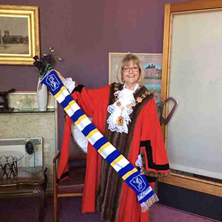 The New Enfield Mayor Is A Town Fan