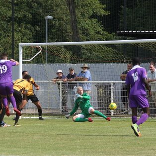 Cheshunt 1 Enfield Town 1