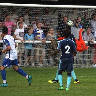 Enfield Town 1- 2  Tottenham Hotspur XI