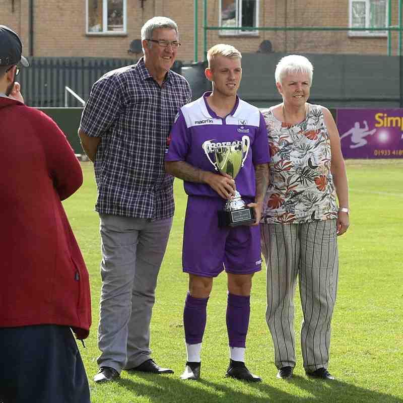 Dale Roberts Memorial Cup @ Rushden & Diamonds
