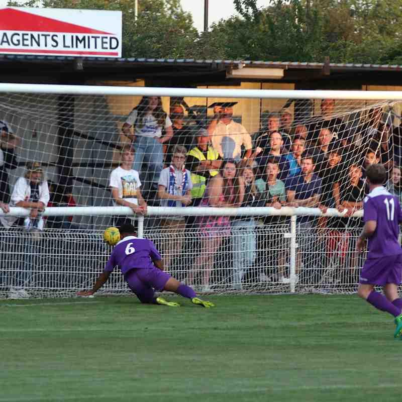 Enfield Town 6-1 Oxford Utd