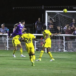 Town Hit Oxford U-23's For Six