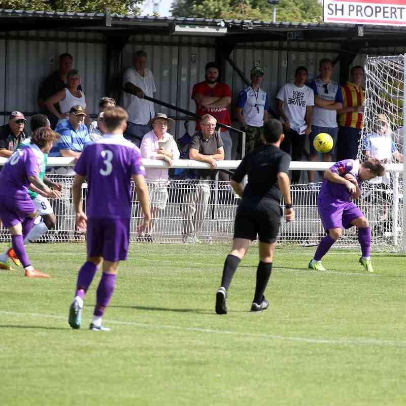 Enfield Town 2-1 Hendon ( Pre-Season)