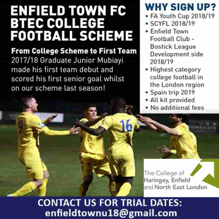ETFC Academy - SIGN-UP NOW!
