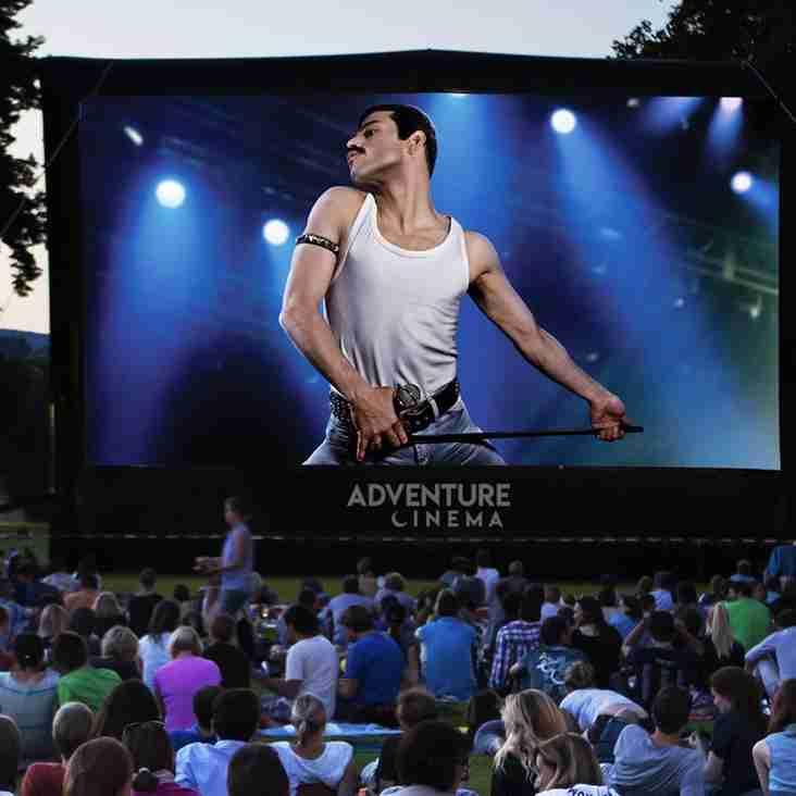 Bohemian Rhapsody - Outdoor Cinema Experience at the QEII Stadium