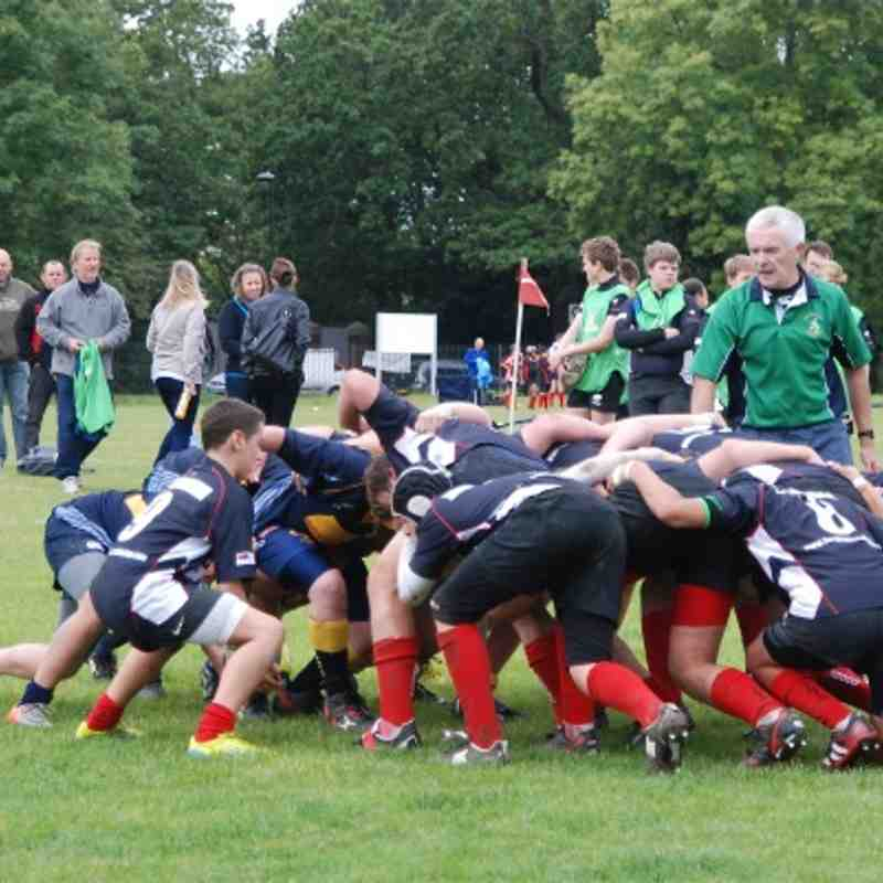 Teddington A vs Saracens