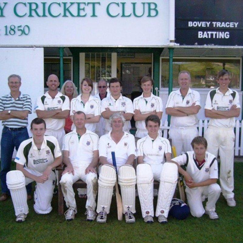 Bovey Tracey CC - 3rd XI 69 - 71/5 Paignton CC - 3rd XI