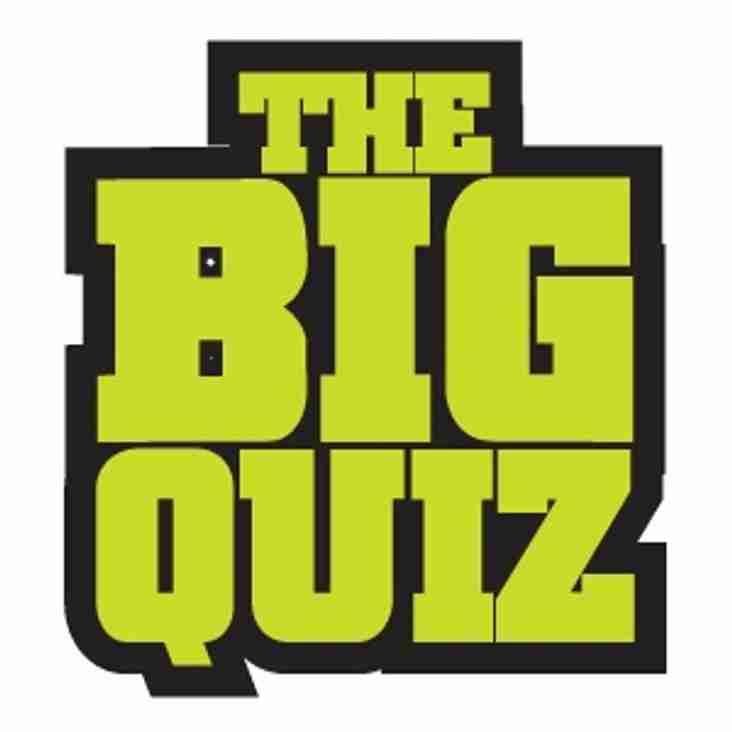 Quiz night tomorrow - reminder