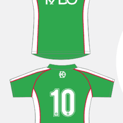 Deadline for ordering new club kit is tomorrow!