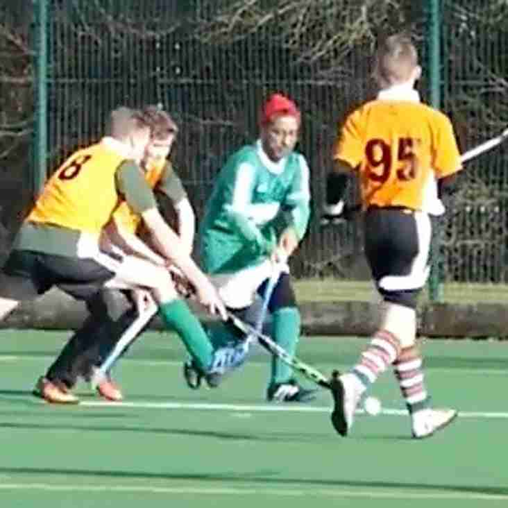 Back to Hockey with a bang for Tahir