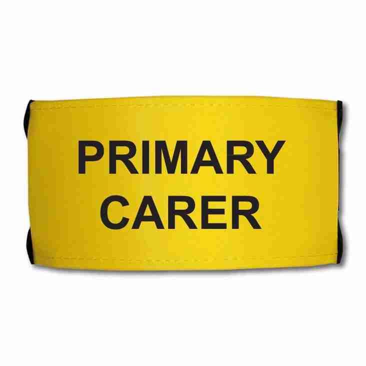 England Netball Primary Carer Guidance