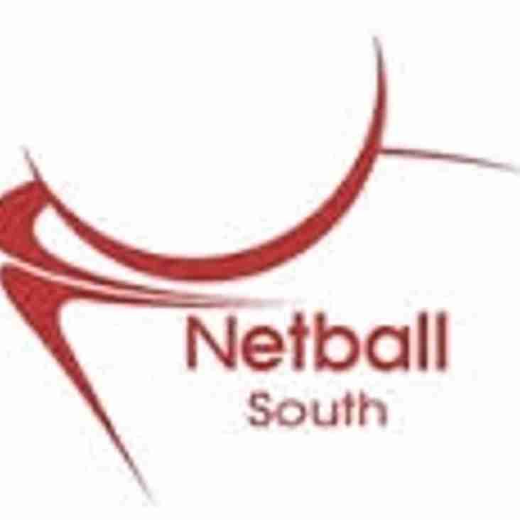 Netball South's August Newsletter