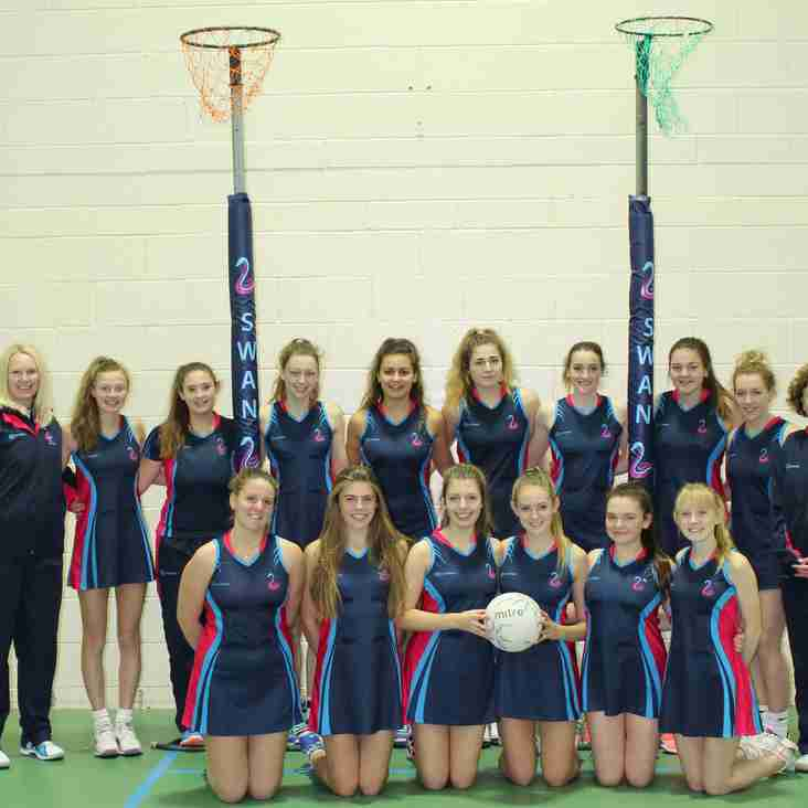 Swan Netball are now officially protected by Harrods UK