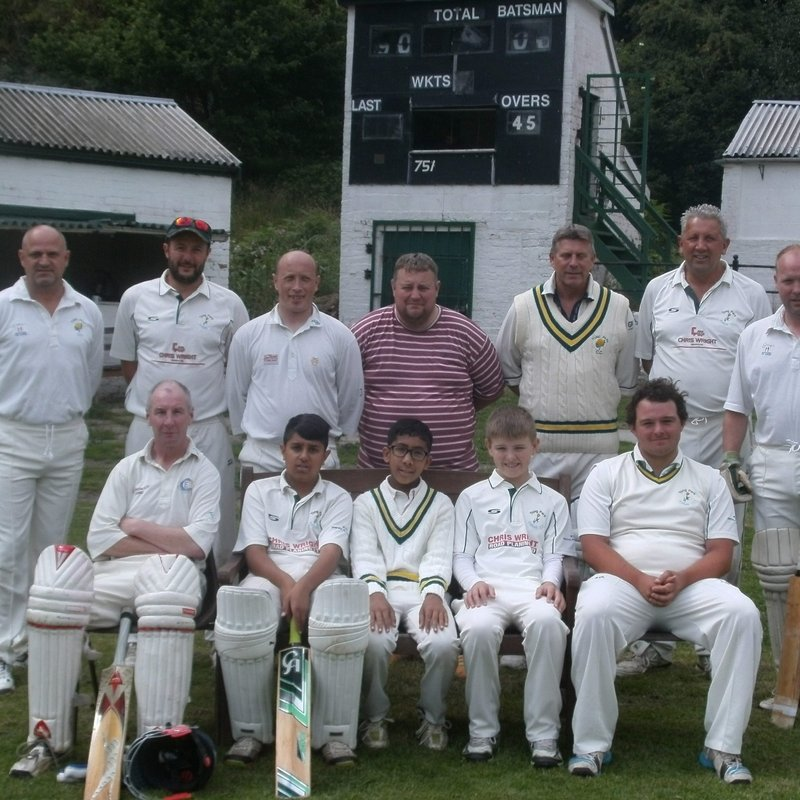 Halifax Direct CC - 2nd XI vs. Tong Park Esholt CC - 3rd XI