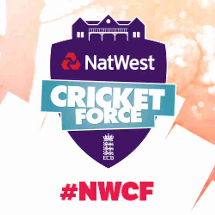 Cricket Force Saturday 8th April