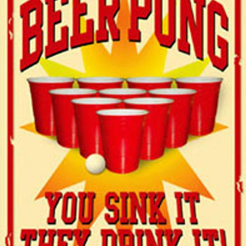 TPE Beer Pong Tournament