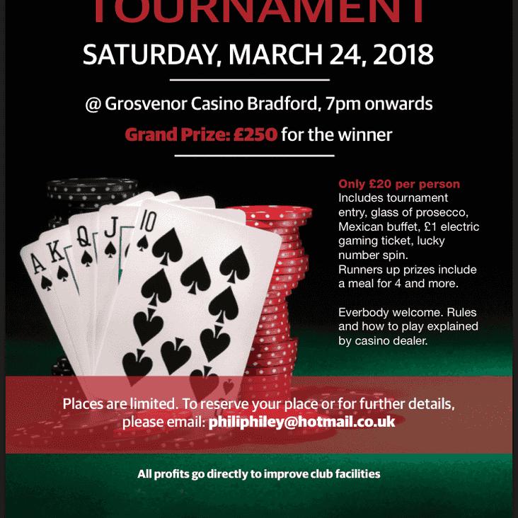 TPE Poker Tournament
