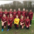 Rangers  U16 -  Shaw lose to Warsash Wasps Black 7 - 1