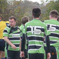1st XV v Atherstone - Sat  5 Nov 2016