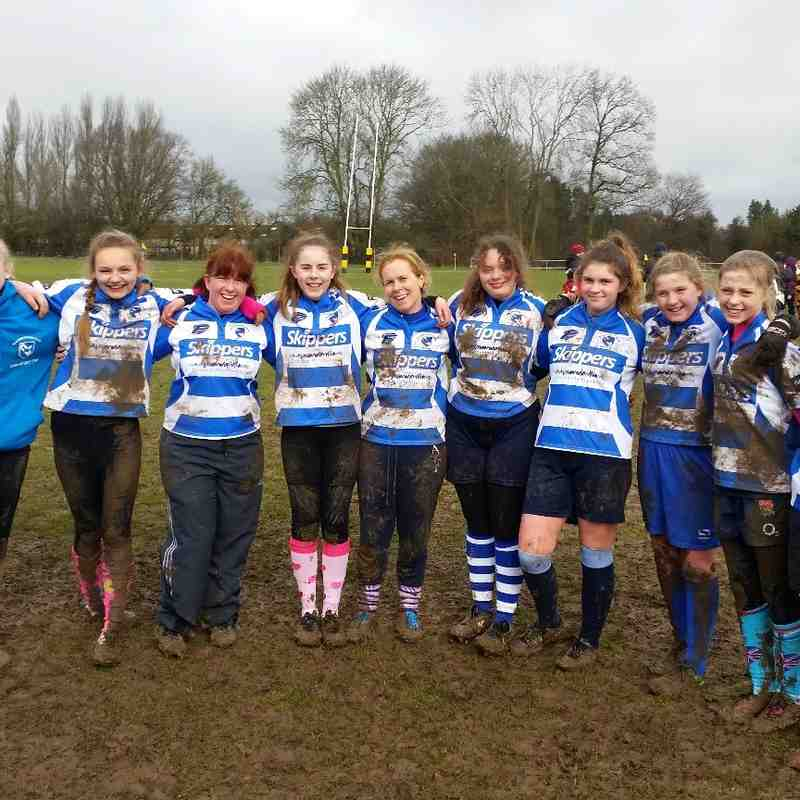 W&G @ Billericay RFC 5th March 2016