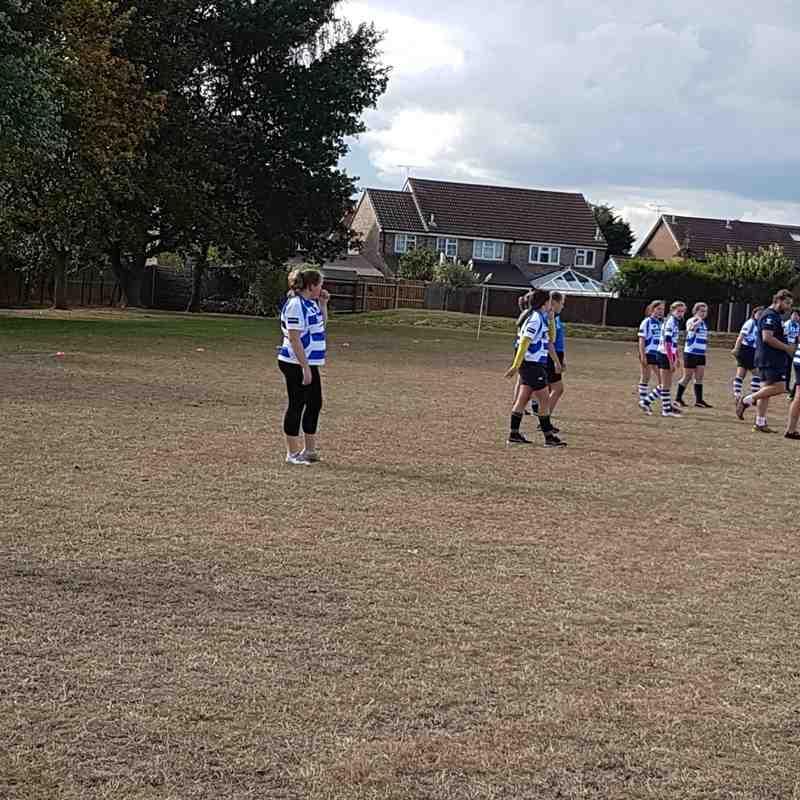 Maldon Girls v Upminster Girls - 9th Oct 2016