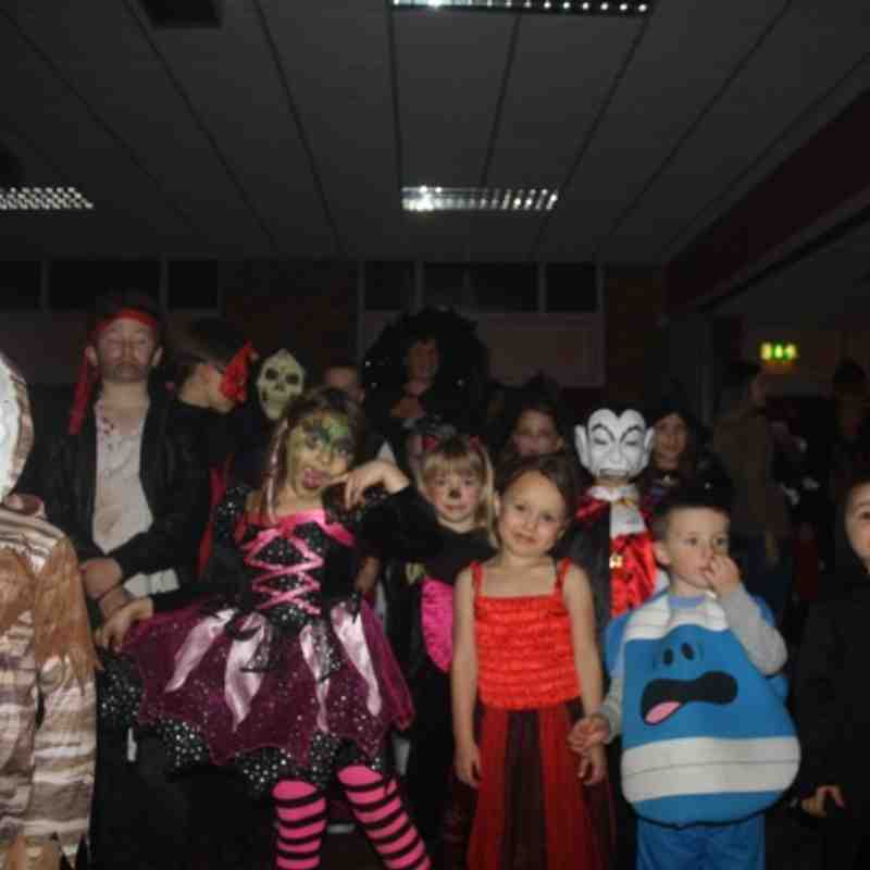 Cheshunt Family Halloween 2012