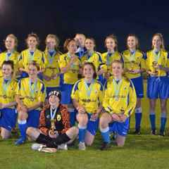 U18 Girls Shine as Newmarket Girls future looks bright.