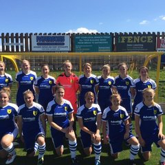 Netherton Ladies 0 - 1 Newmarket Town Ladies