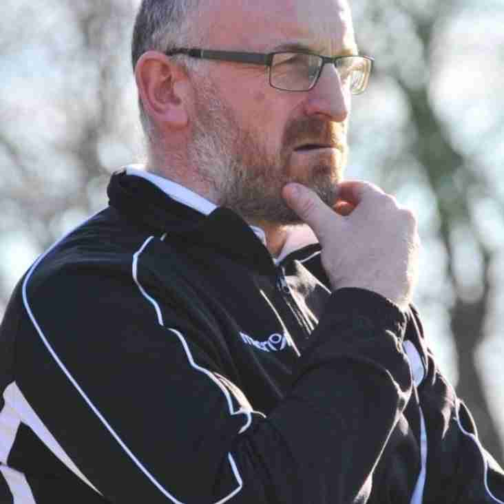 Stewart Larter resigns from First Team Manager position