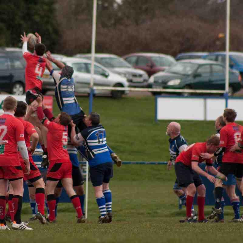 Kettering 4's vs Oundle  Photos by Hollie Latham