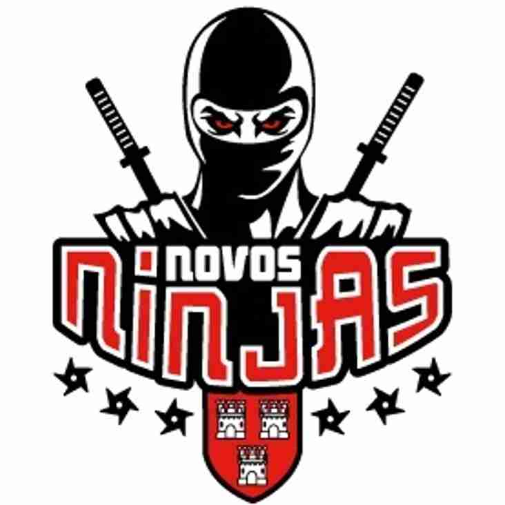 Novocastrians RFC - Design a Badge Competition