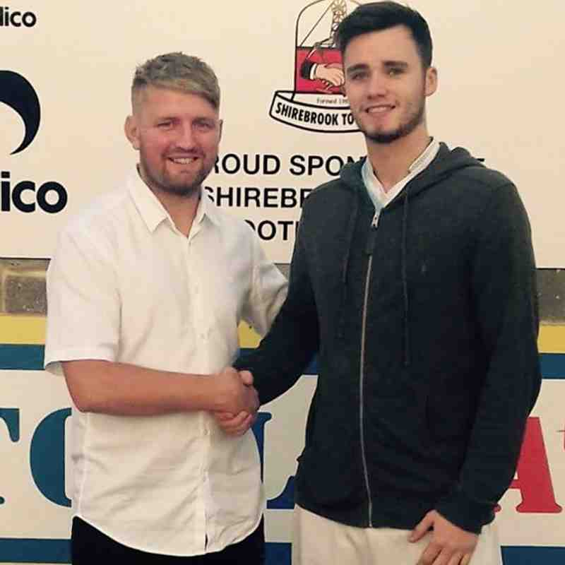 Joe Cheeseman Signs for Shirebrook