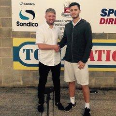 Joe Cheeseman Signs for Shirebrook
