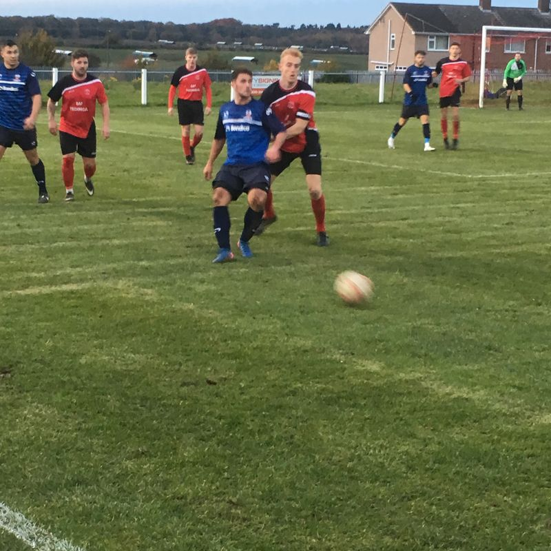 SHIREBROOK UNBEATEN RUN COMES TO AN END