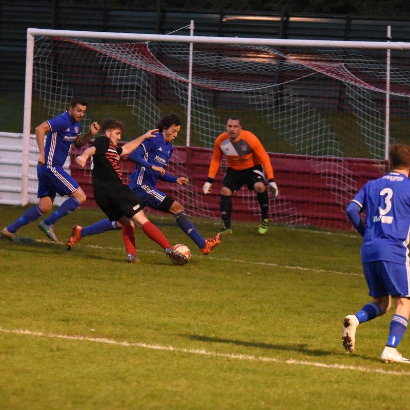 Dockwray goal earns Shirebrook a point