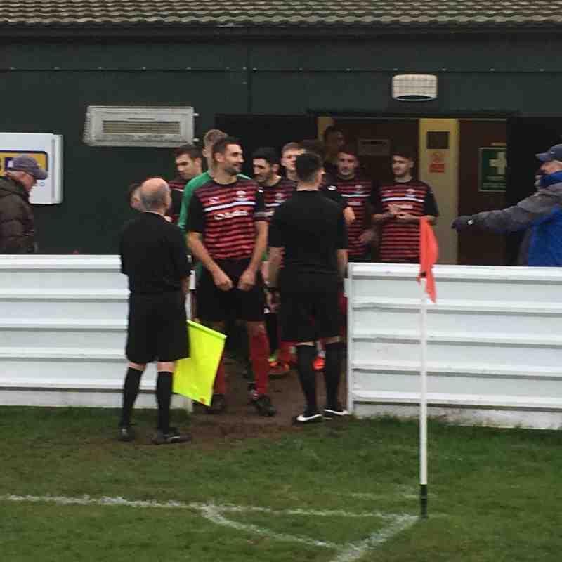 Retford United (H)