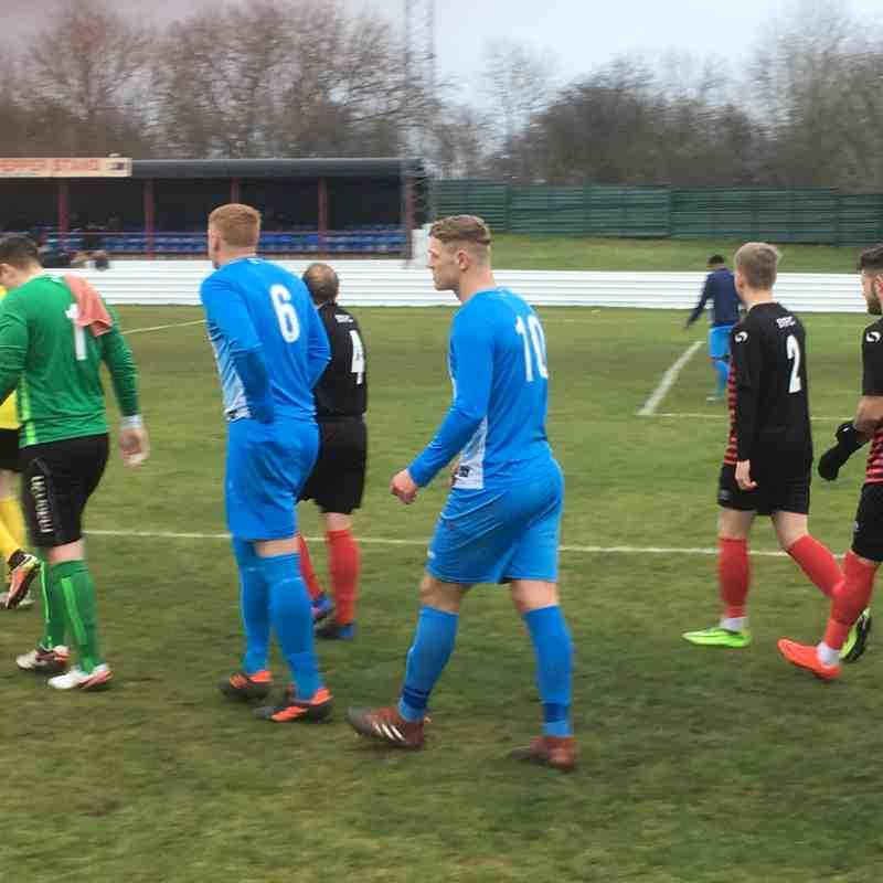 Eccleshill United (H)