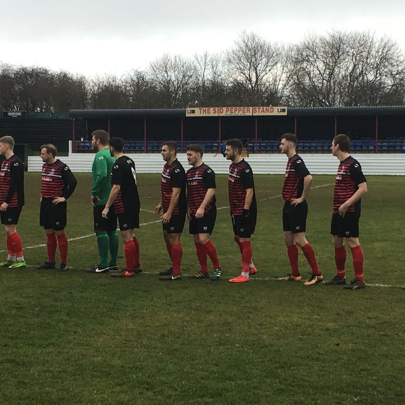 Armthorpe Welfare Match Preview