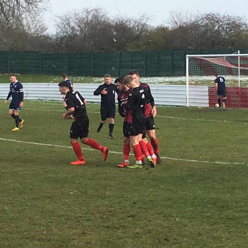 Watson Double Gives Shirebrook 3 points