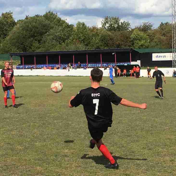 Shirebrook Progress Into Next Round Of League Cup