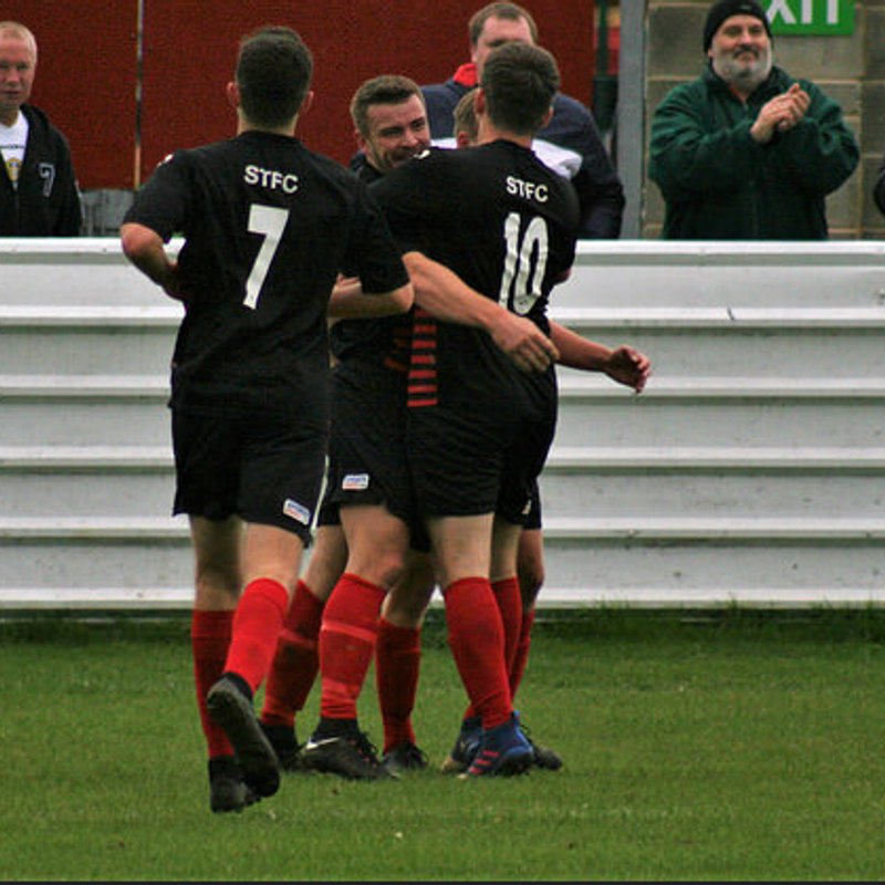 Shirebrook beaten by  Parkgate