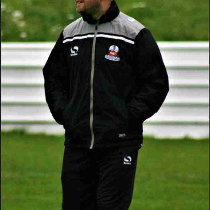 Camm Resigns As Shirebrook  Manager