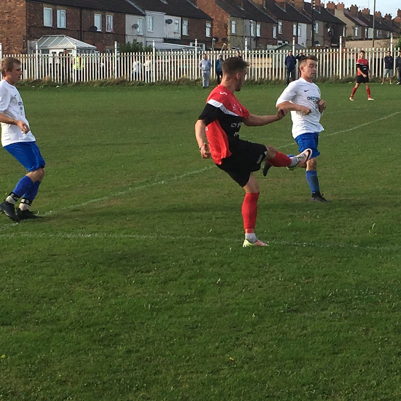 Shirebrook Reserves v Chesterfield Town FC