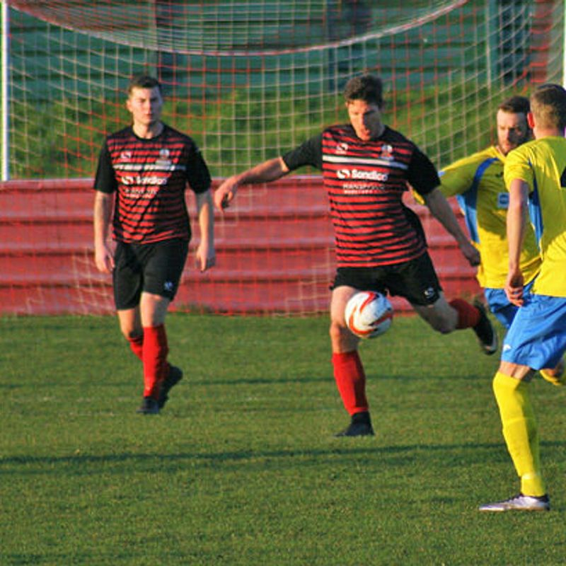 Poor Shirebrook Beaten By Dronfield