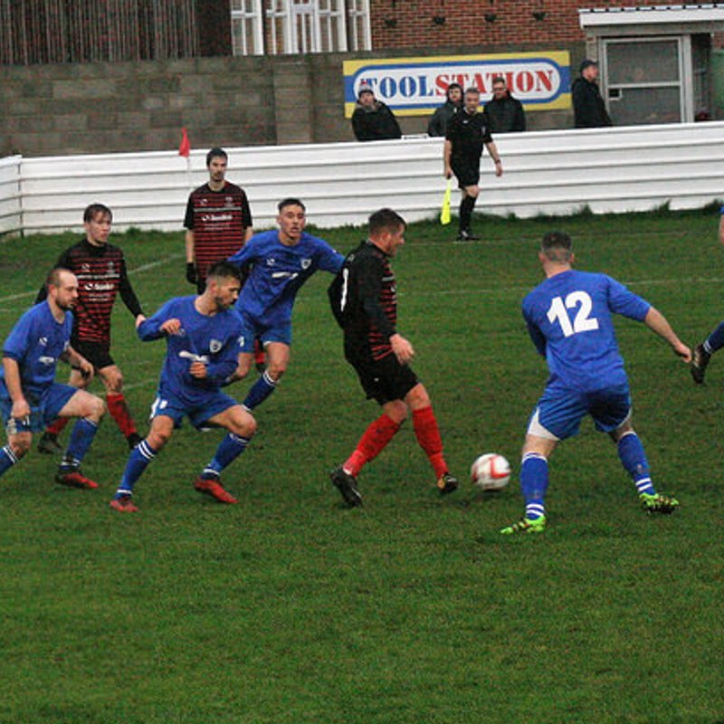 Shirebrook Beaten By Swallownest