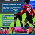Saturday Morning football club for 4 - 12 year olds