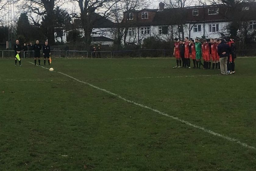 Raynes Park Vale 0 - 1 Cobham