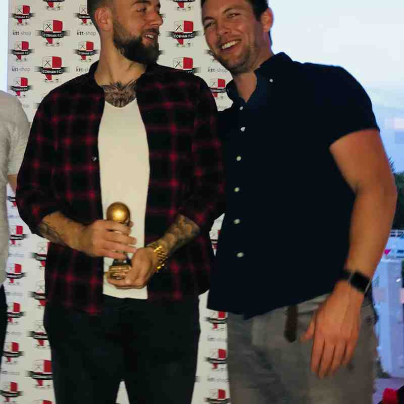 Mens Presentation Evening 2018
