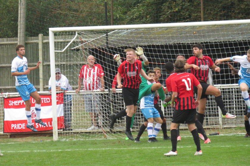 Southall 1 - 1 Cobham