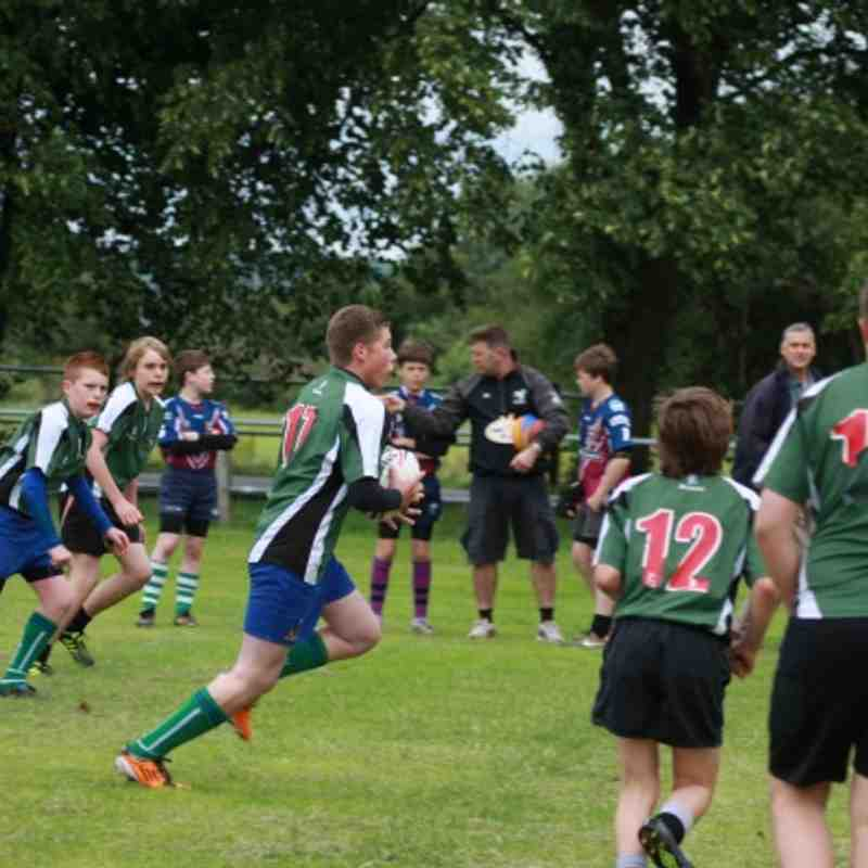 UNDER 13S, JULY 1ST DERBY